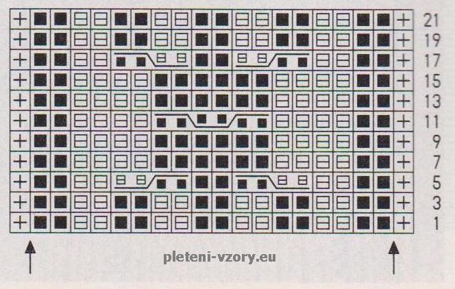 vzor 21-graf