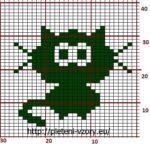 Vzor č. 56 – kočky