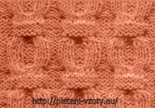 Vzor č. 66 – Kaleidoskop vzorů pro ruční pletení 6611494cd0