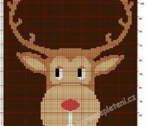 Vzor č. 67 – vánoční obrázky