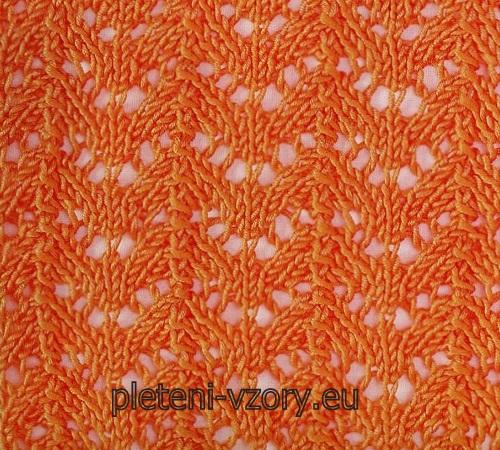 Vzor č. 113 – Kaleidoskop vzorů pro ruční pletení c70227782b